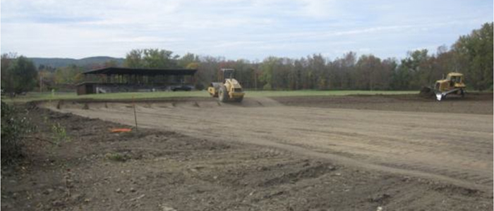 Baseball Field Restoration