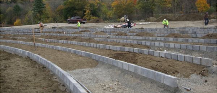 New Outdoor Amphitheater