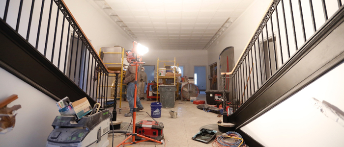 Building 23 Interior Renovations