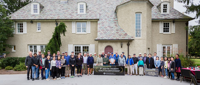 1st Dover Charity Golf Championship