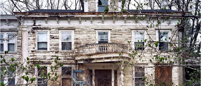 Property Left in Disrepair by State and Previous Developer