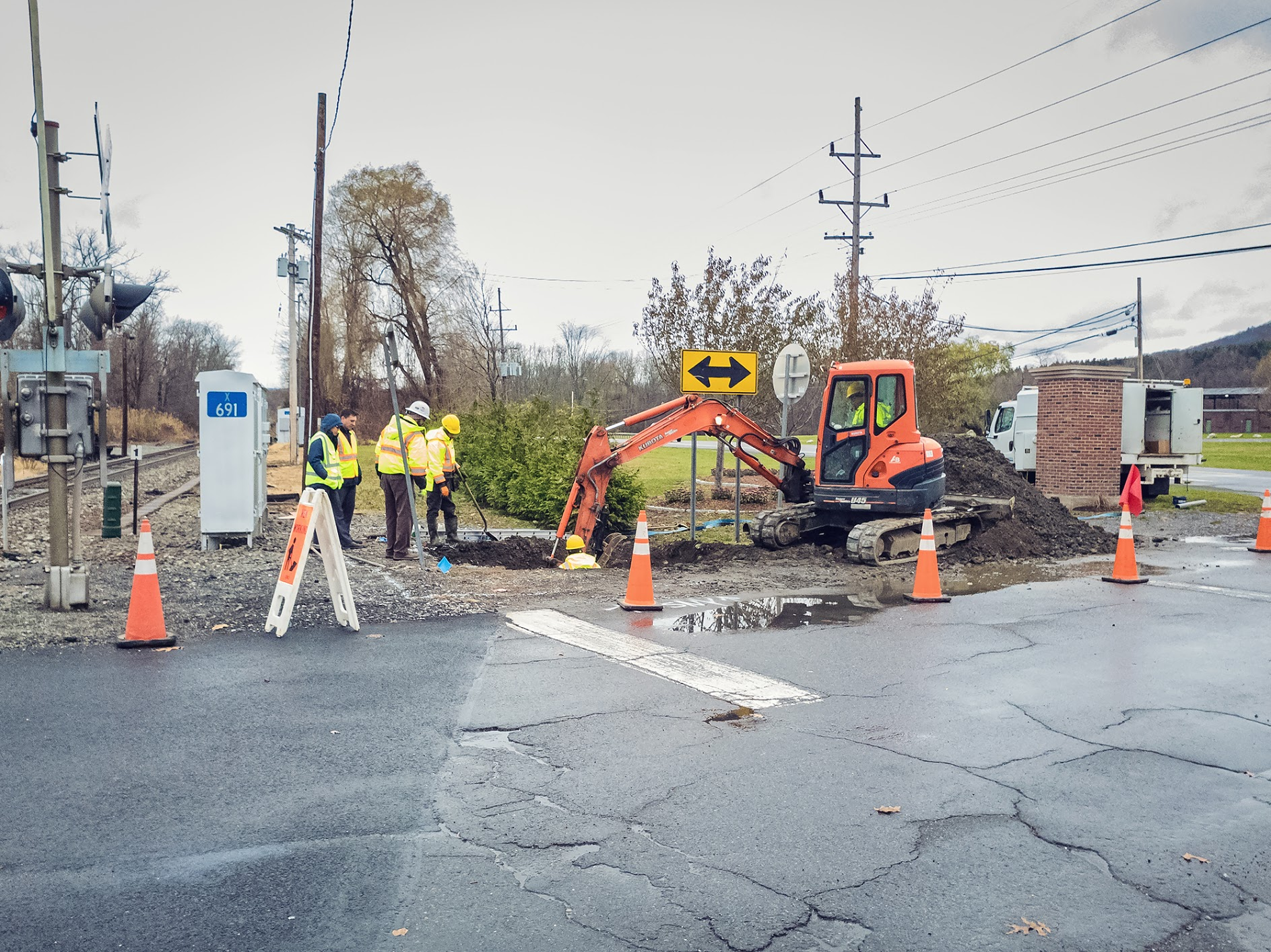 Water Distribution System Improvements